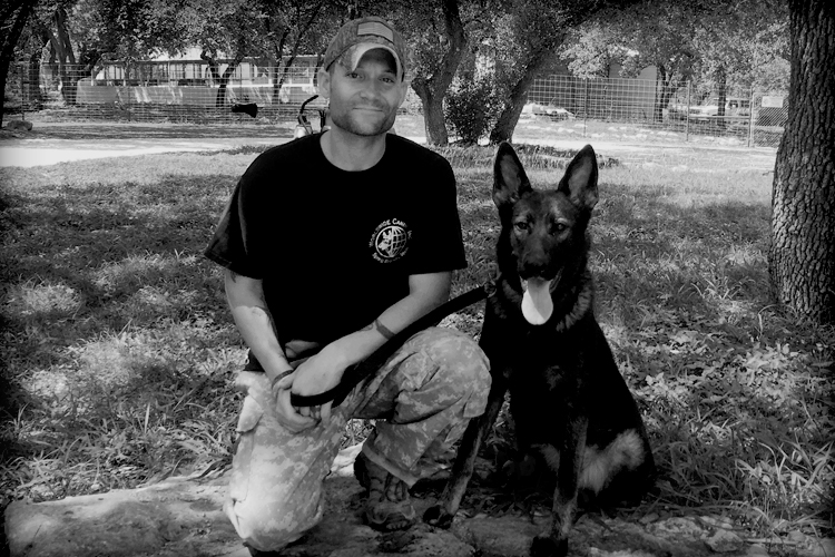 Aaron Kimes is a Worldwide Canine Instructor and Trainer.