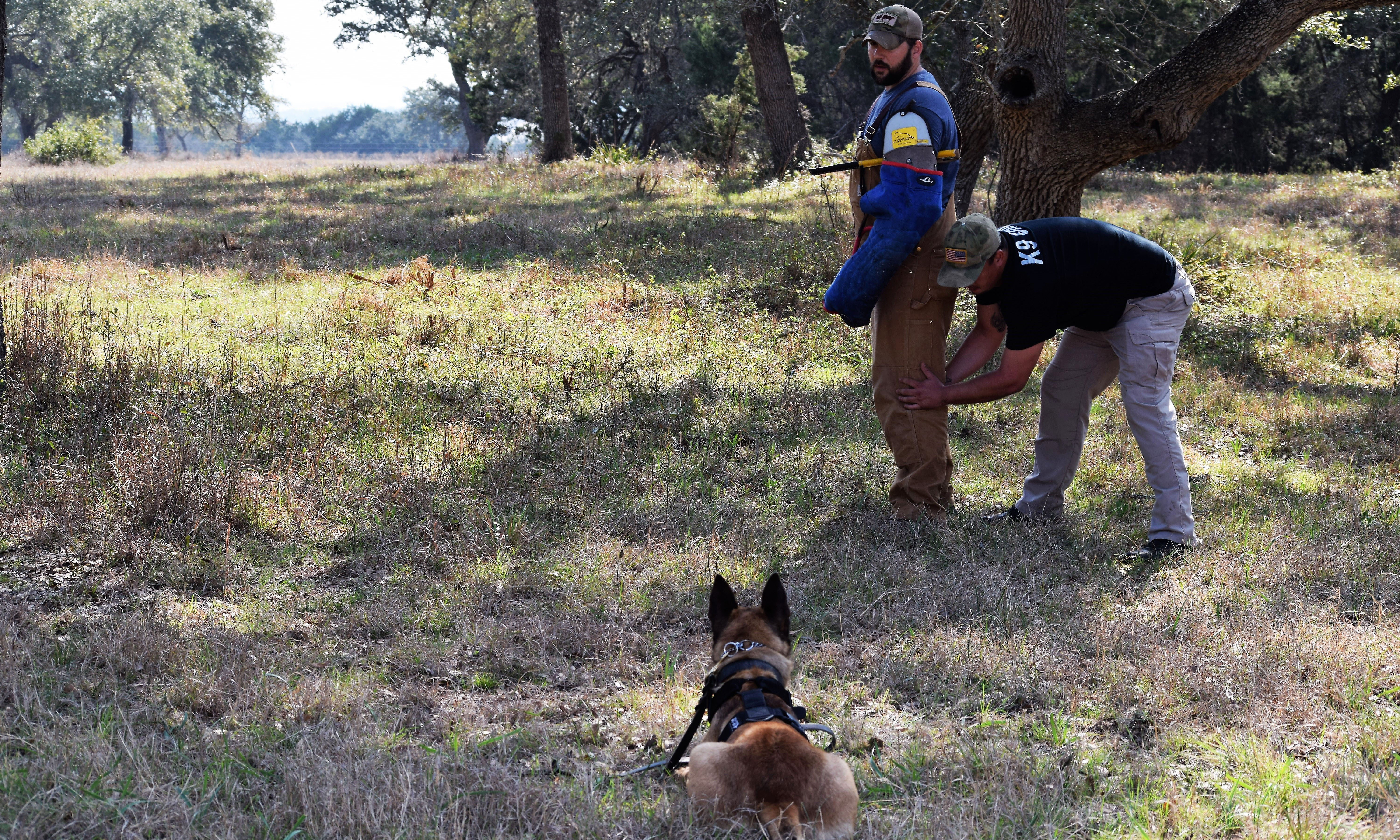 K9 Handler Training course Worldwide Canine Inc.